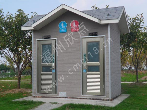 景区移动厕所放置在什么地方好?