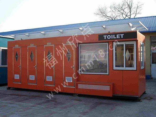 城市公厕保洁标准规范