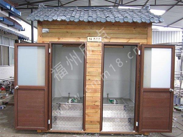 景区移动公厕